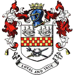 Loyal and True Lodge 4050 Coat of Arms