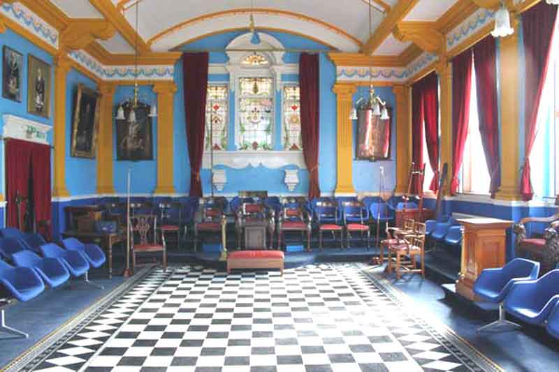 Chatham Masonic Centre Temple